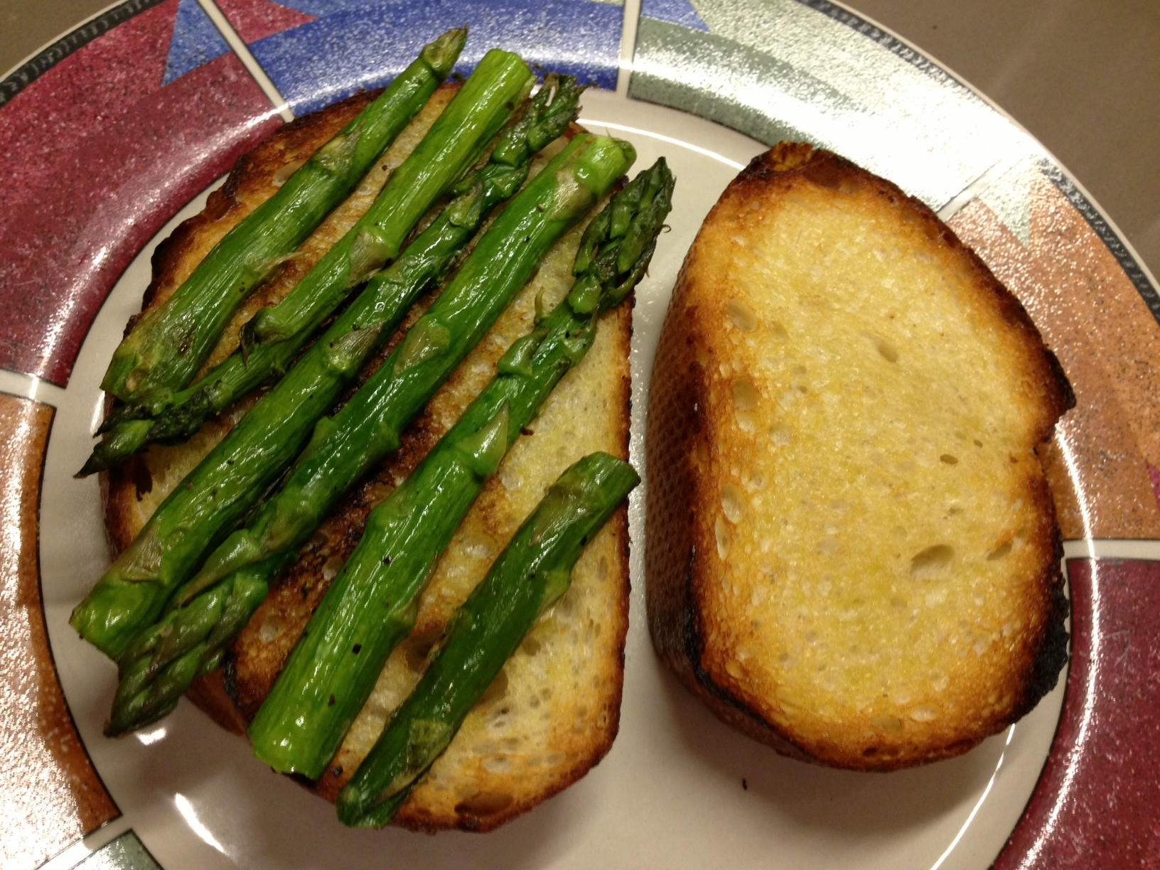 eggs and soldiers with asparagus eggs in purgatory with asparagus ...