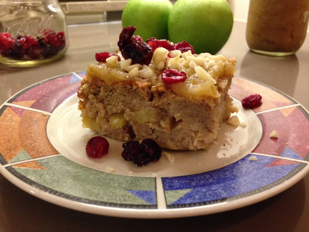 apple cake main